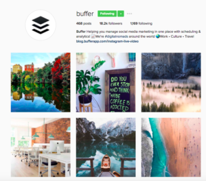 banks on instagram should take a note from average users in content generation