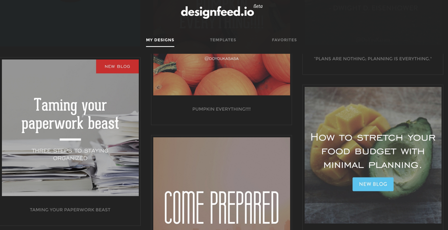 Designfeed-image-gallery