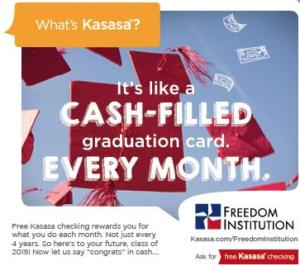 Kasasa advertisement