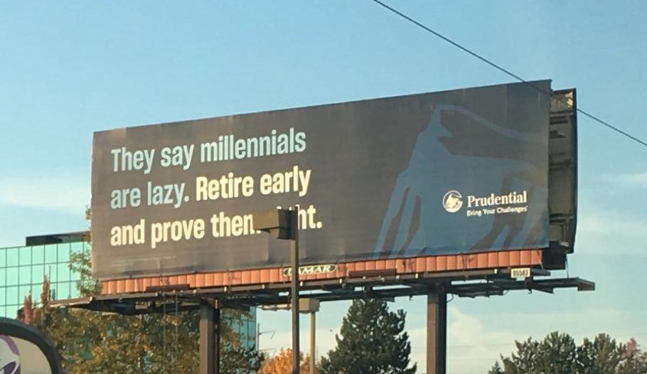 best bank advertisements use humor