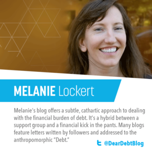 Female Finance Blogger Melanie Lockert - Kasasa Blog