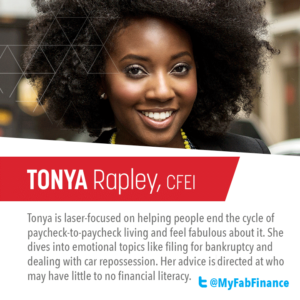 Female Finance Blogger Tonya Rapley - Kasasa Bloga