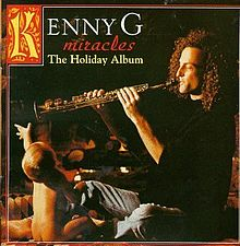 kenny g holiday album marketing lessons