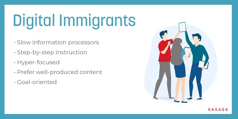 Digital Immigrants