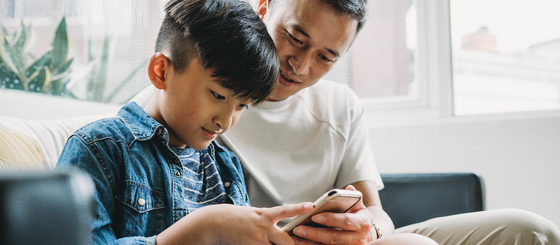 How to protect your children on social media Post Image