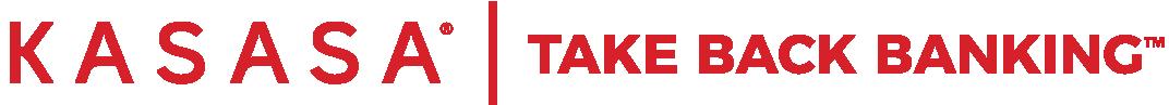 Kasasa - Take Back Banking Logo red