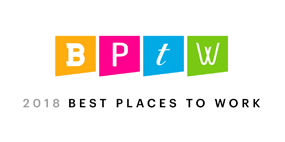 2018 Austin Business Journal Best Places to Work