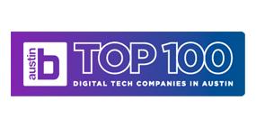 Kasasa in Top 100 Tech Companies in Austin