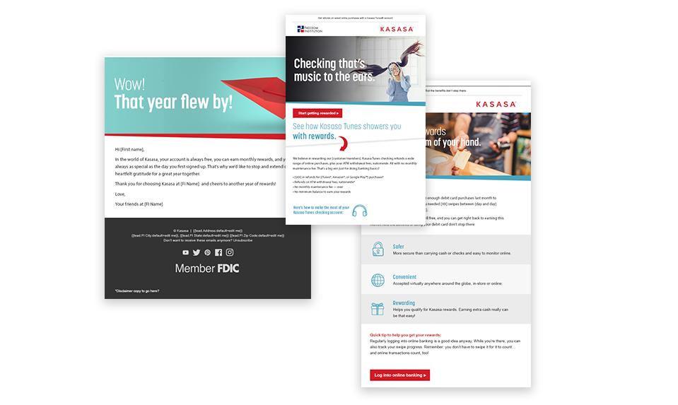 Kasasa - Lifecycle Marketing