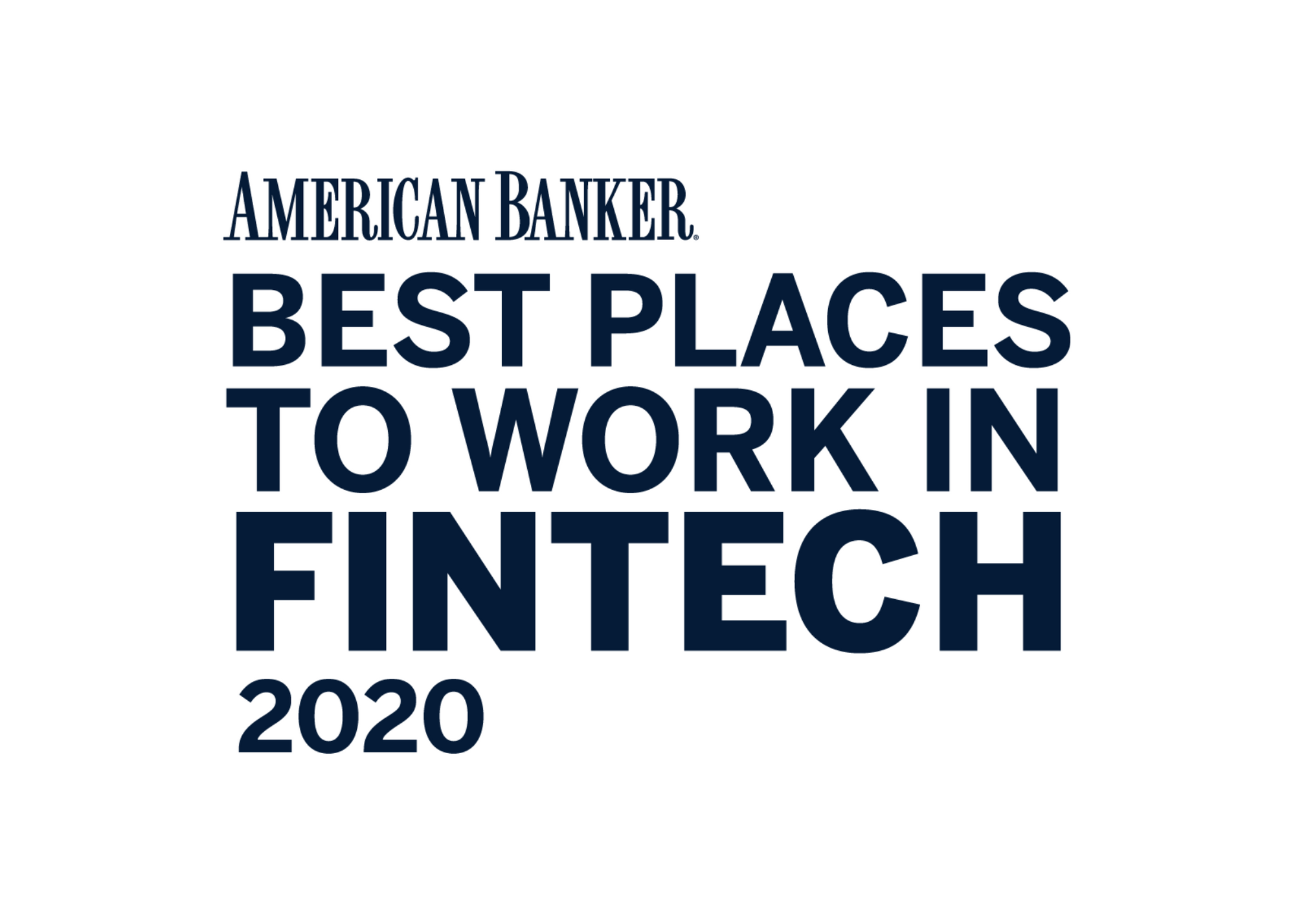 Kasasa Named a 2020 Best Place to Work in Financial Technology by American Banker